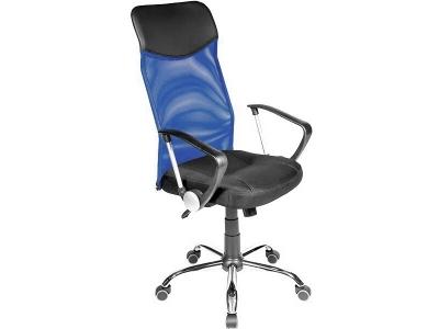 Компьютерное кресло AV 128 сине-черный