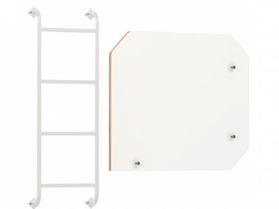 Комплект декоративный элемент с лестницей Джуниор