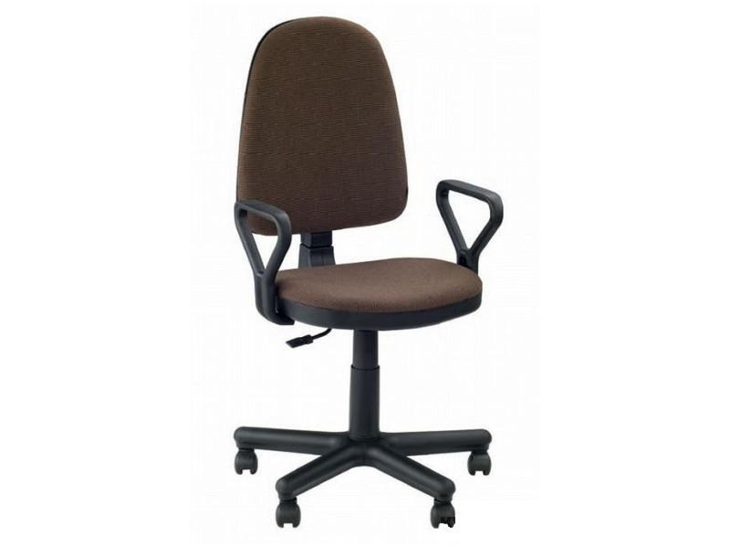 Компьютерное кресло Престиж Топаз В-28 Коричневый