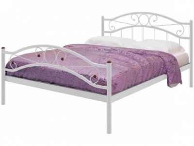 Кровать Надежда Plus белая
