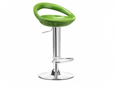 Стул барный BN 3011 D ( WY 147) зеленый