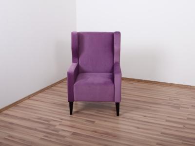 Кресло Холли Хант Elva violet