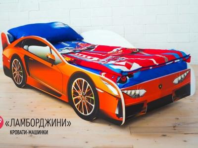 Кровать-машина Ламборджини