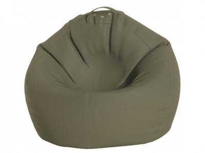 Кресло-мешок Малыш нейлон серый