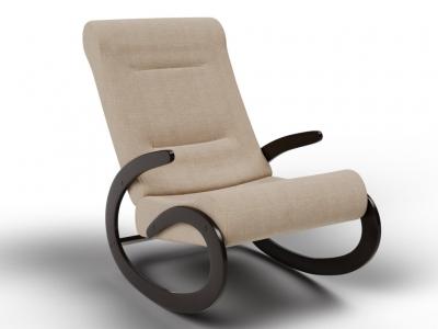 Кресло-качалка Мальта песок