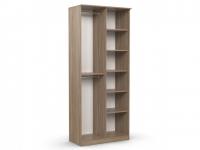 Шкаф 2-х створчатый Дуэт Люкс 960х450х2300 венге