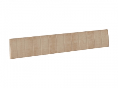 Спинка кровати мягкая Ривьера ТД-241.12.11 Коричневый