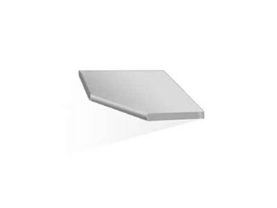 Столешница для кухонных столов угловая 850х850 38 мм