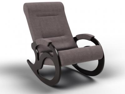 Кресло-качалка Вилла какао