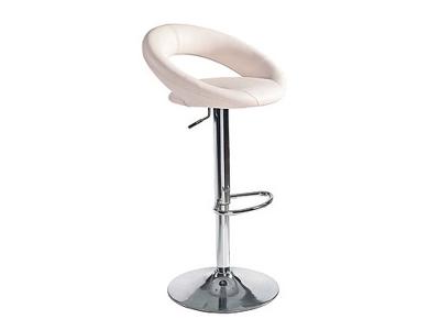 Барный стул WY-171B белый