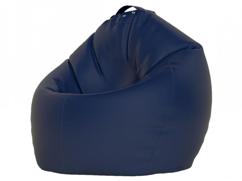 Кресло-мешок XXXL нейлон темно синий