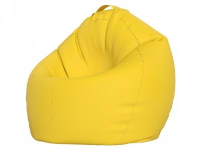 Кресло-мешок XXXL нейлон желтый